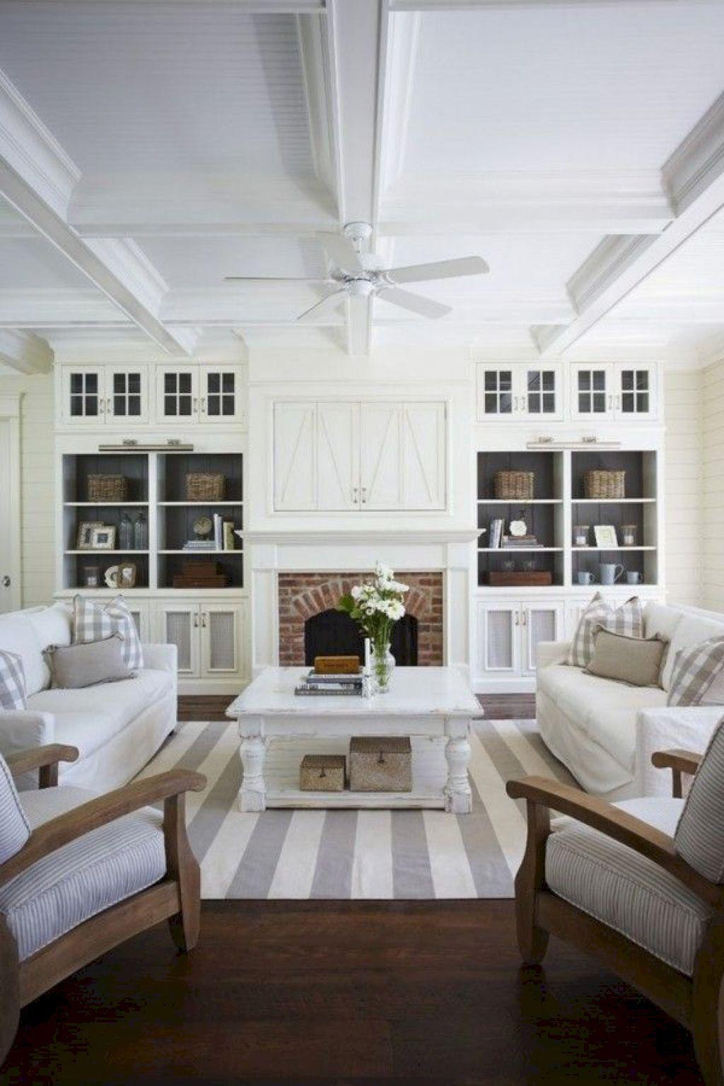 45 Comfy Coastal Living Room Decor And Design Ideas  Coastal Simple Coastal Living Room Designs Decorating Inspiration