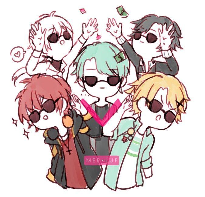 Lol, it's cute but it's funny^^