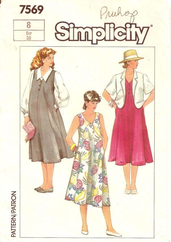 Simplicity 7569 A