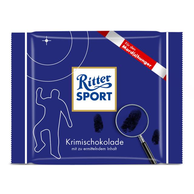 Photo of Fake-Sorte Krimischokolade – RITTER SPORT Blog