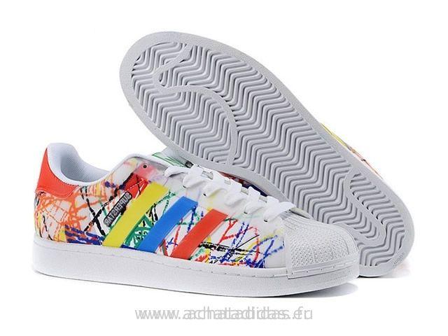 Adidas Superstar Graffiti Basket Superstar Pas Cher Adidas