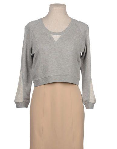 Mcq Femme - Tops - Sweatshirt Mcq sur YOOX