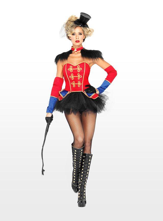 Sexy Zirkus Dresseurin Kostüm #fancydress