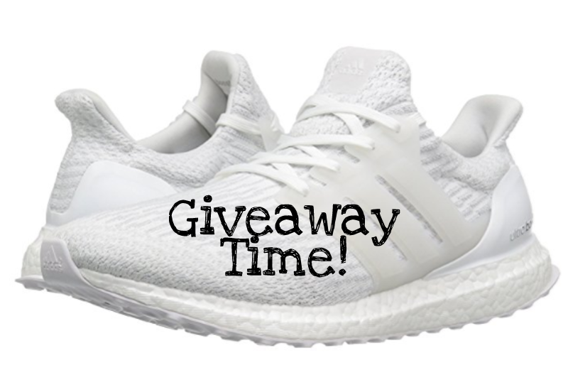 1x 8/31 Adidas Ultra Boost Giveaway! Enter to win! #adidas #