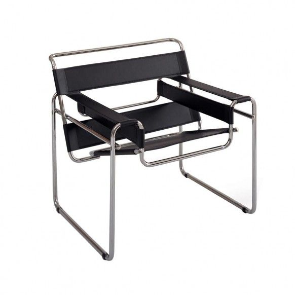 Wassily Chair U2013 Marcel Breuer Designed In 1925 .... I Love It In