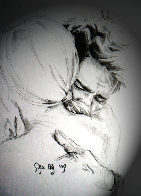 Easy pencil drawings of people hugging easy pencil drawings drawings and pencil drawings on pinterest