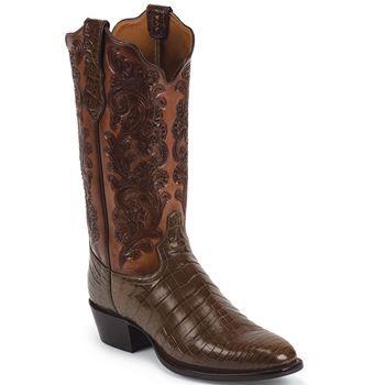 33dcccdcec7 Tony Lama Men's Signature Crocodile Exotic Boots | Shoes | Boots ...