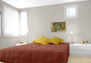 Farbgestaltung Schlafzimmer ~ Farbgestaltung für ein schlafzimmer in den wandfarben: pearl