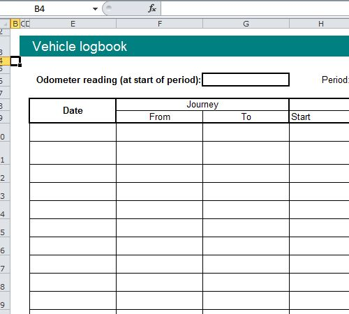 Vehicle log management sheet | ketan kumar patel | Pinterest | Logs