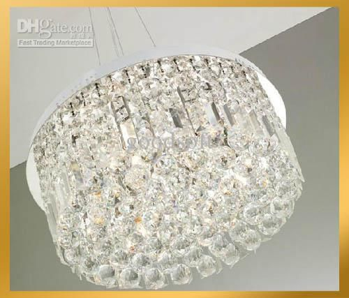 Wholesale Lamp Light - Buy Modern Classic Clear Circle Circular Crystal Ceiling Chandelier Pendant Lamp Light, $353.15 | DHgate
