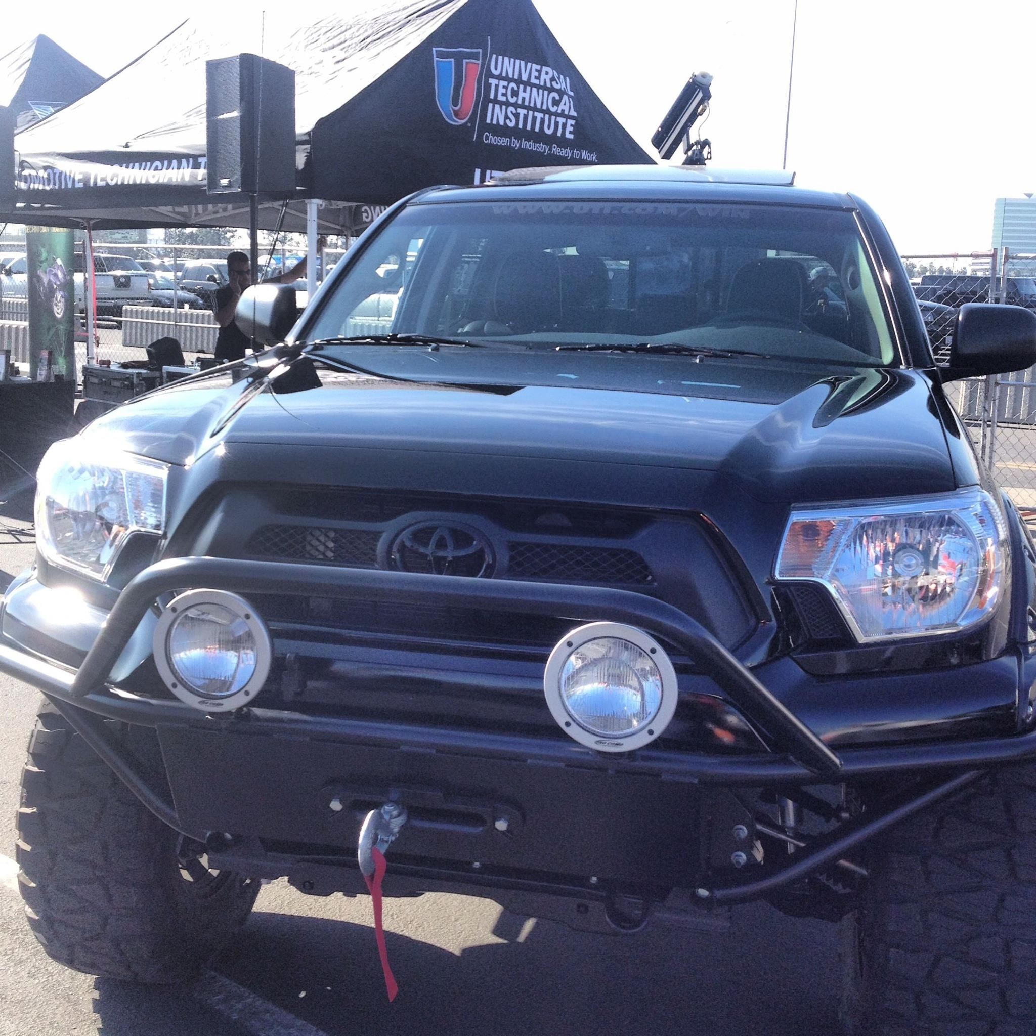 2013 Toyota Tacoma 4x4: YOU Can Enter To Win This Toyota Tacoma 4x4 On Our