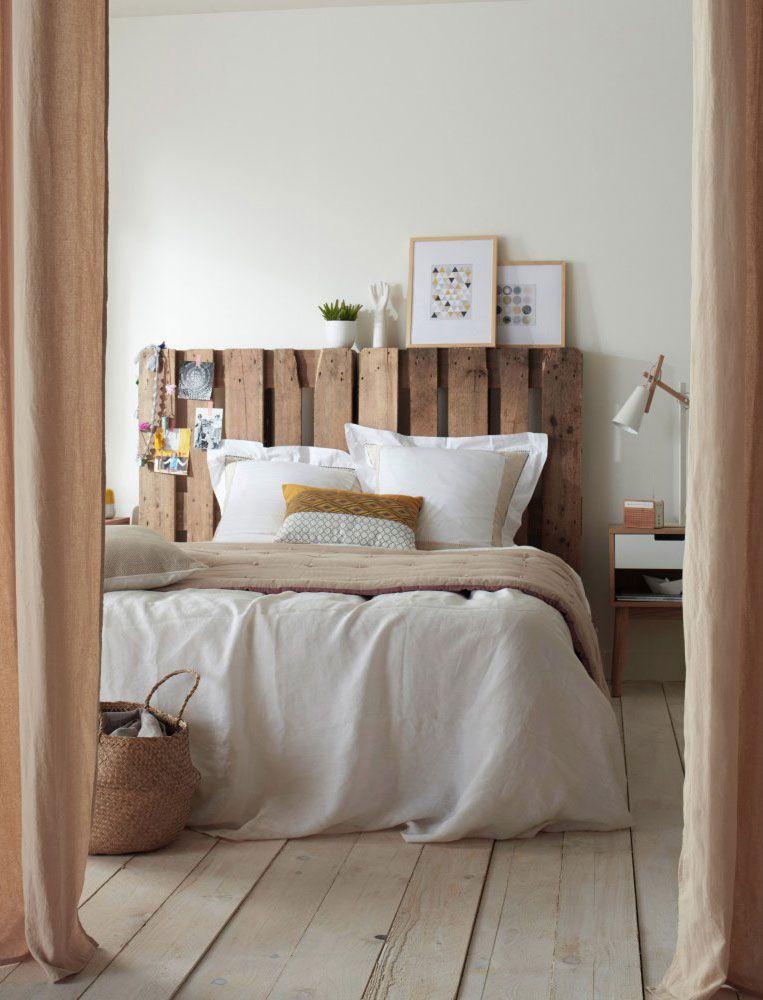 Lit En Palette 26 Idees Pour En Fabriquer Un Dans Votre Chambre