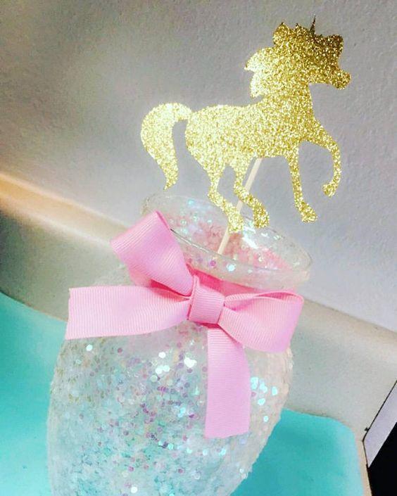 Fiestas infantiles de unicornios | Piñata de unicornio, Disfraz de ...