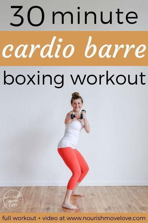 boxing workout routine #workout #workoutroutine 30-Minute Cardio Barre Boxing Workout #cardiobarre Cardio Barre Boxing Workout | Posted By: CustomWeightLossProgram.com #cardiobarre boxing workout routine #workout #workoutroutine 30-Minute Cardio Barre Boxing Workout #cardiobarre Cardio Barre Boxing Workout | Posted By: CustomWeightLossProgram.com #cardiobarre