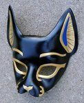 I HAVE to have one!  What a beautiful representation of Bastet