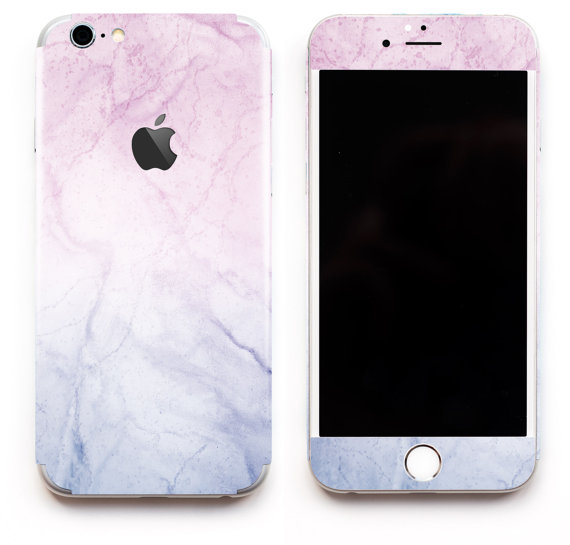 the best attitude 7fb38 feaae iPhone 7 Pink blue ombre iphone skin iPhone 6 skin iPhone 7 skin ...