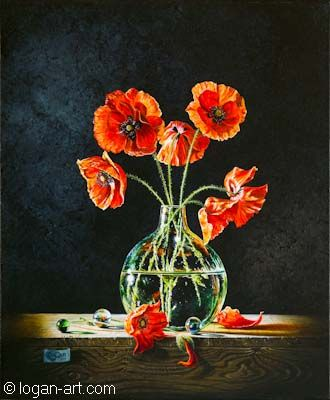 artodyssey bruno logan trompe l 39 oeil pinterest peinture fleurs id e peinture et bouteille. Black Bedroom Furniture Sets. Home Design Ideas