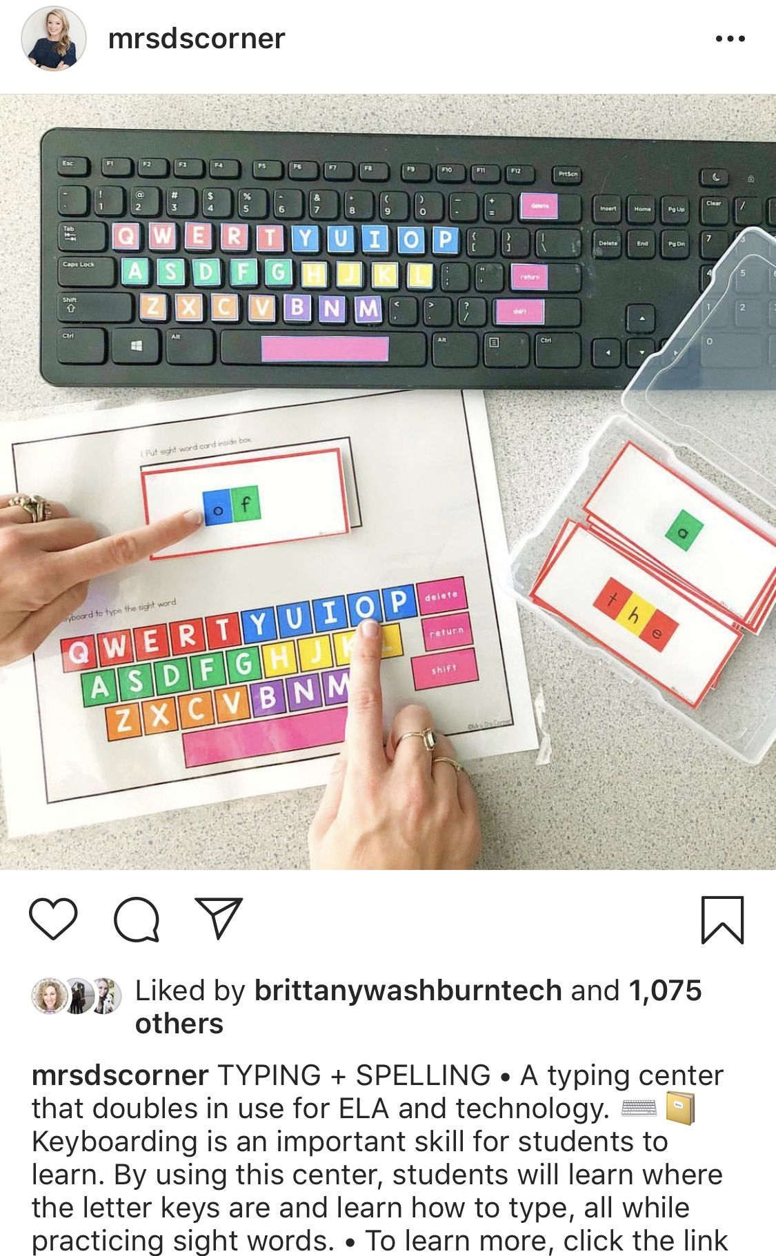 Typing And Spelling A Typing Center That Doubles In Use