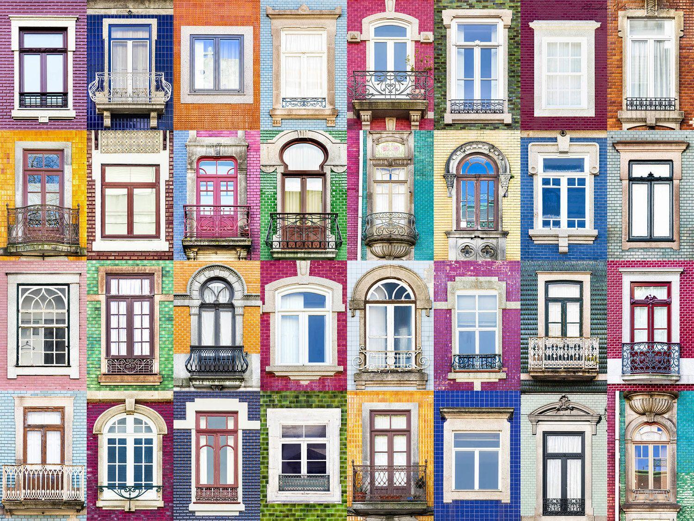Windows of the World - Porto