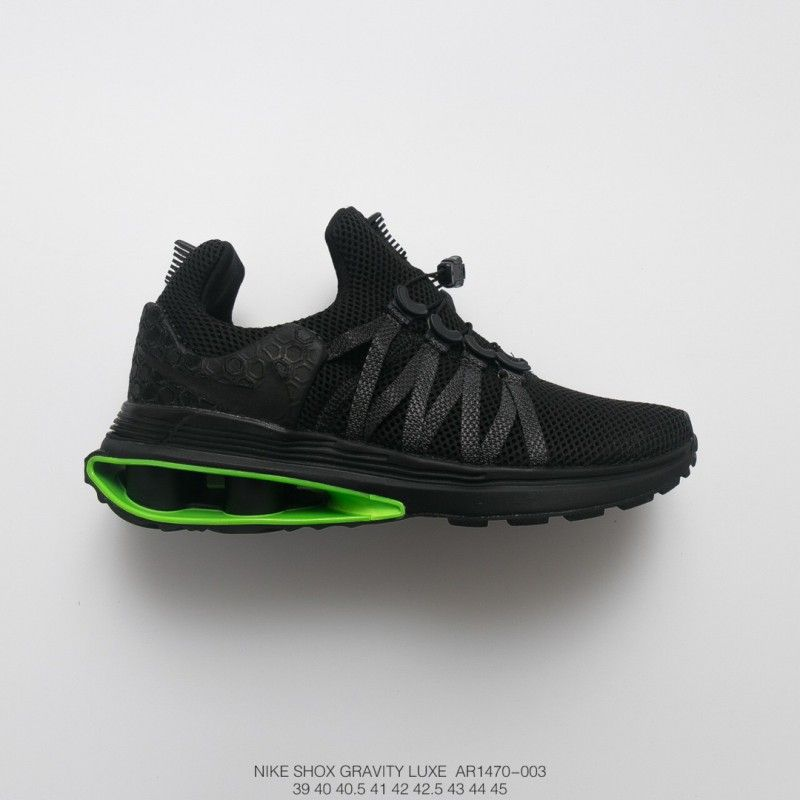 Nike Shox Gravity Luxe Air Column Crashing Men Racing Shoes  59b4dd2cd