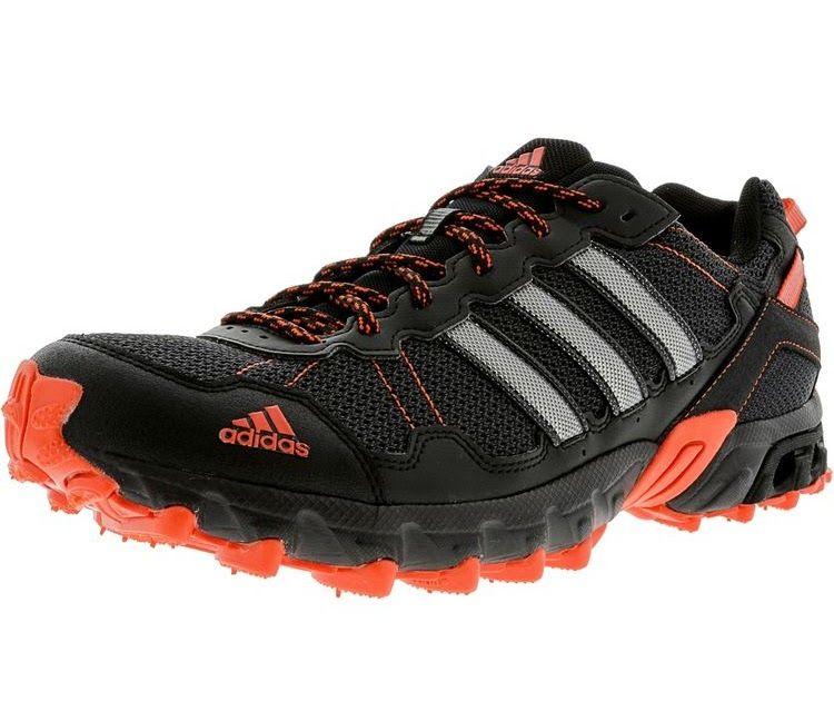 adidas uomini rockadia tracce caviglia alta scarpa da corsa in stile maschile