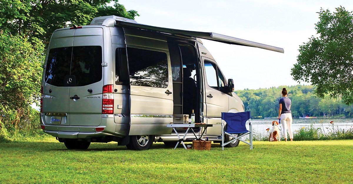 37++ Luxury camper van Download