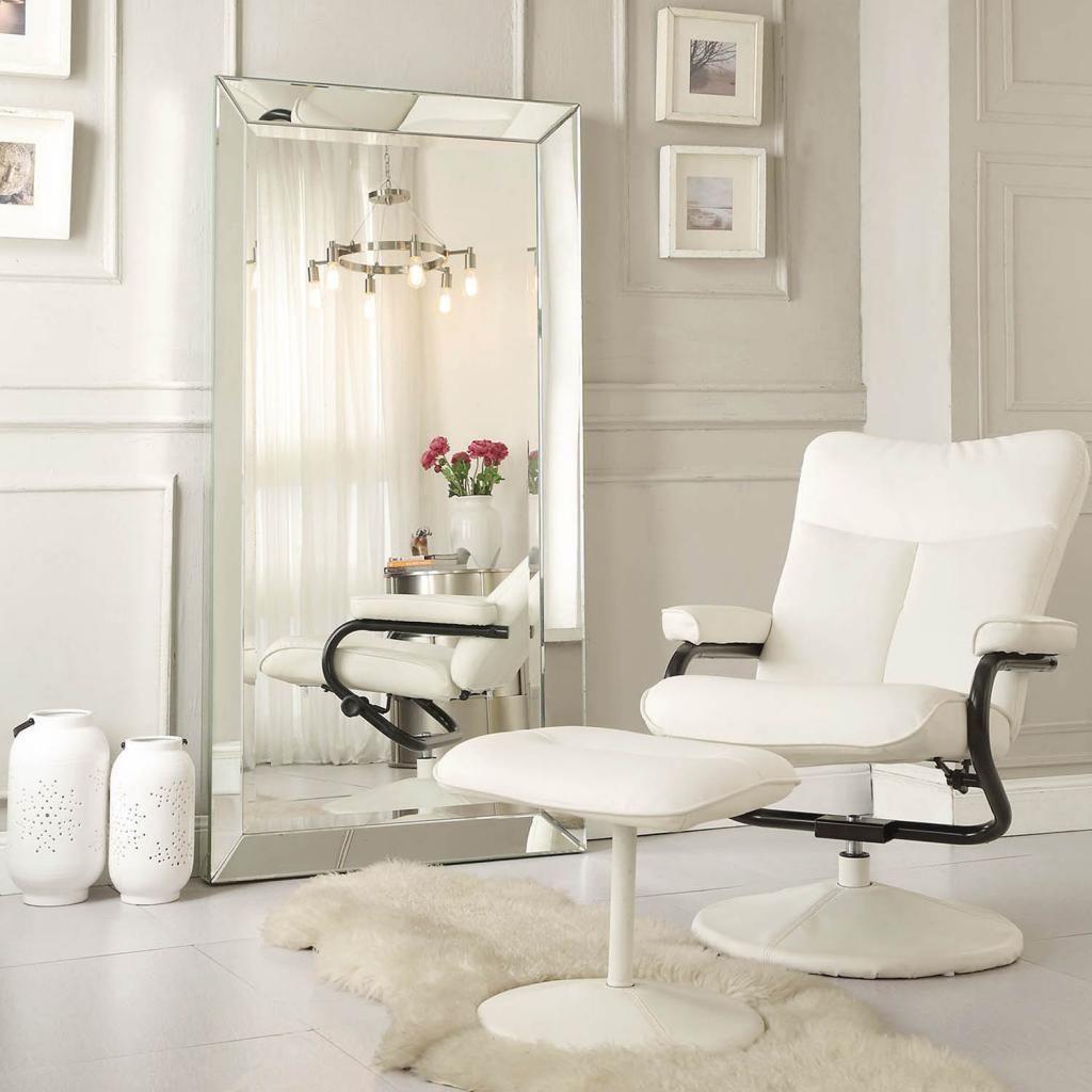Best Bevelled Floor Mirrors | Floor mirror, Vanities and Interiors