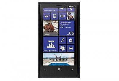 Nokia Lumia 920 Black 32gb Nfc 8 7 Mp Lte Smartphone Windows 8 Handy Fachhandel Handys Ebay Vertrag