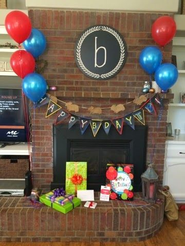 Secrets of a Bakersfield Belle: TB's Birthday Bash