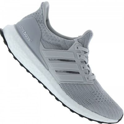 6a32a45394 Tênis Adidas Masculino Ultra Boost Corrida