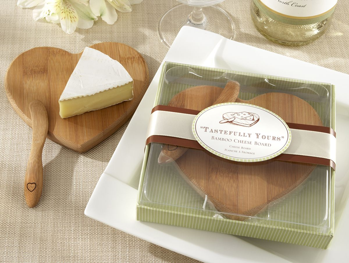 96 Vintage Reserve Wine Cork Cheese Spreader Wedding Favor in Gift Box