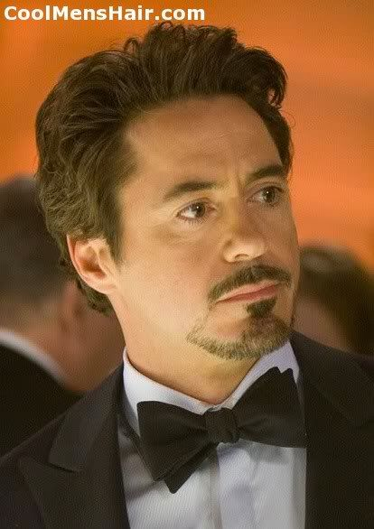 Picture Of Robert Downey Jr Thick Hairstyle Hair In 2019