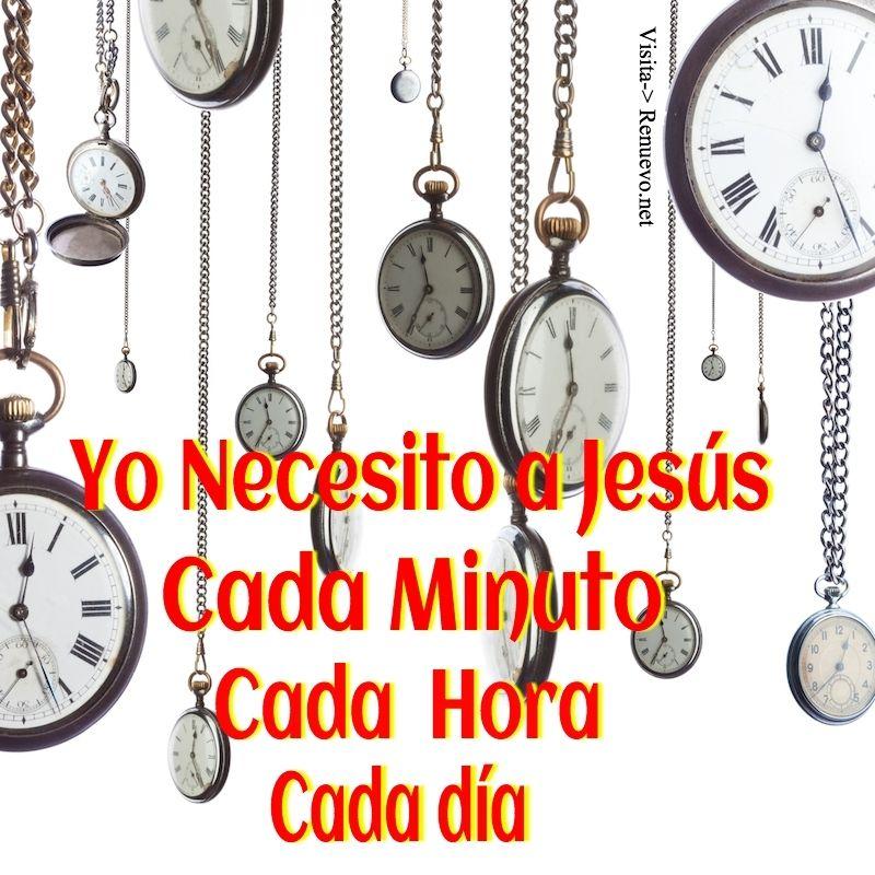 Necesito a Jesús