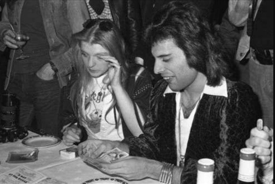 Mary Austin Freddie Mercury Www Picswe Com