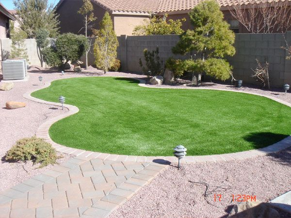 Tucson Turf Artificial Grass 9 Sq Ft Installed Apx