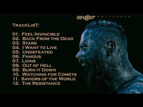 Skillet - Back From The Dead [Official Audio] - YouTube
