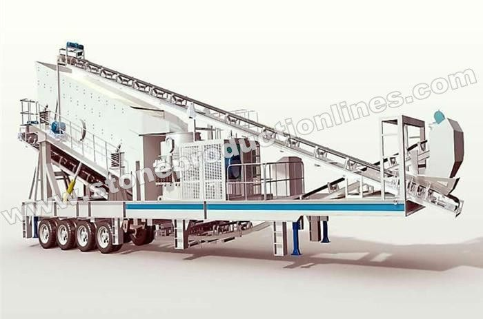Yigong Stoneproductionlines can supply a comprehensive range of more efficient mobile crushing and screening plant for different requirements in order to achieve higher production efficiency.