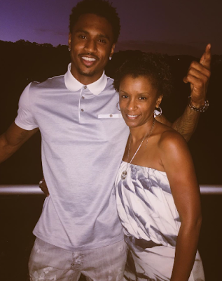 Trey Songz Buys His Mother A House Enterghana Com Trey Songz Celebrity Moms Girls Life