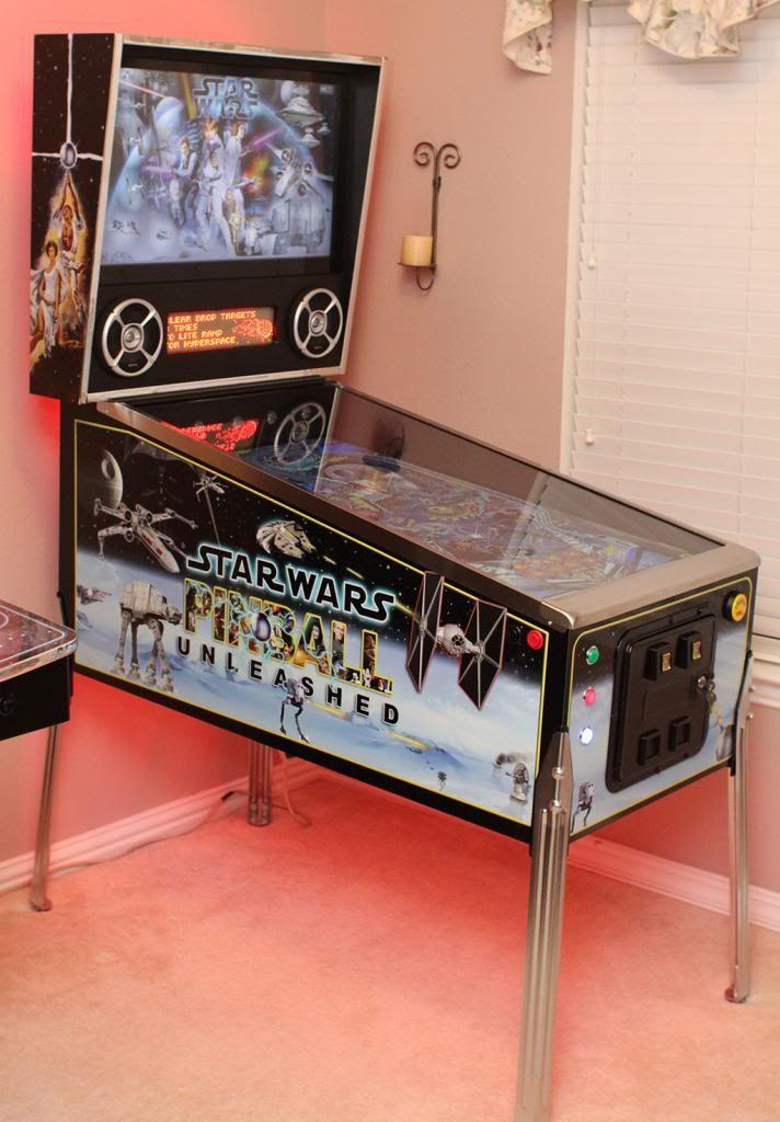 how to build virtual pinball machine