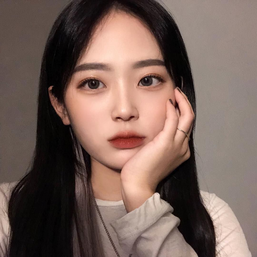 •Ulzzang• in 2020 Ulzzang makeup, Korean makeup tips