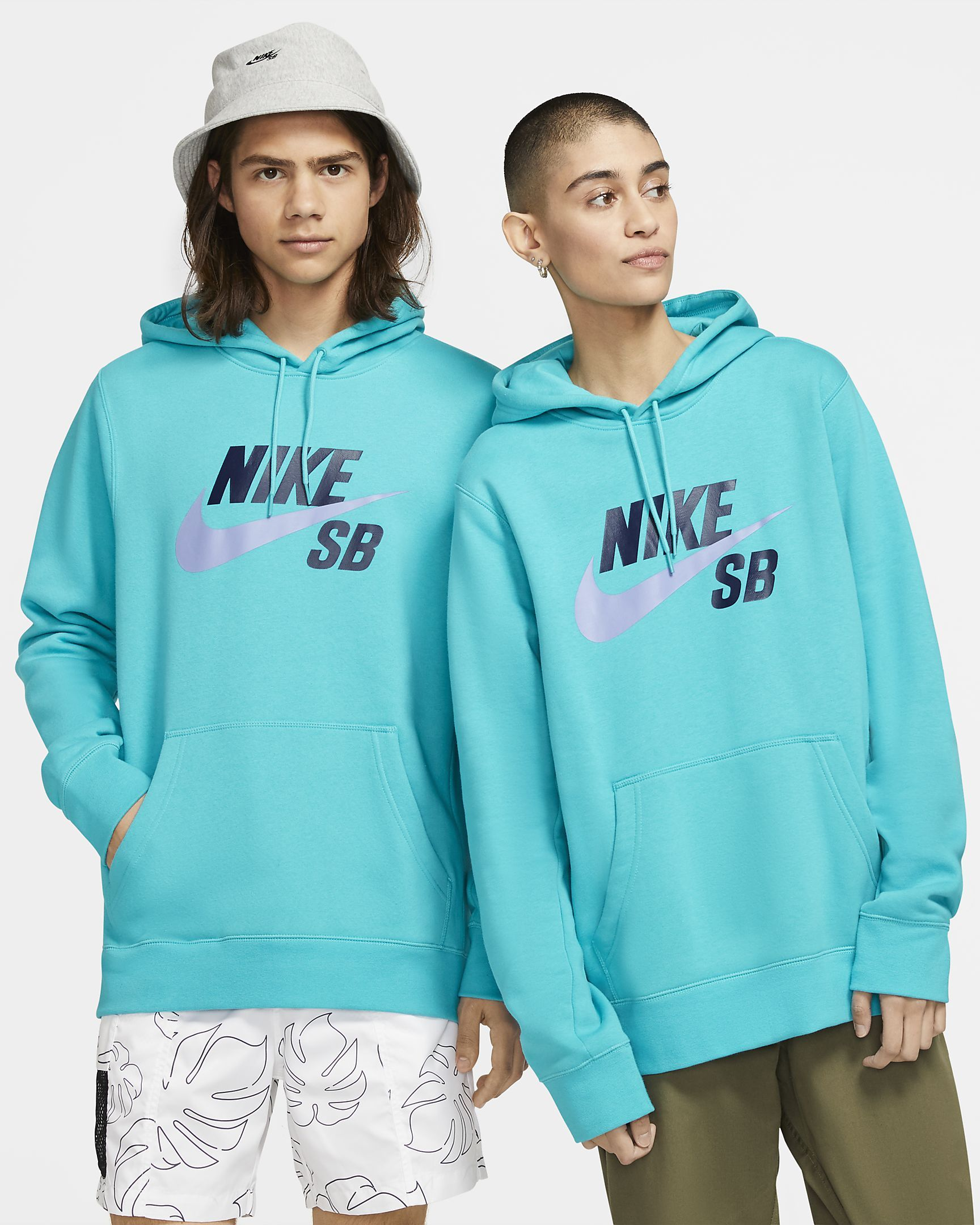 Nike Sb Icon Pullover Skate Hoodie Nike Com Tomboy Style Outfits Hoodies Pullover [ 2160 x 1728 Pixel ]