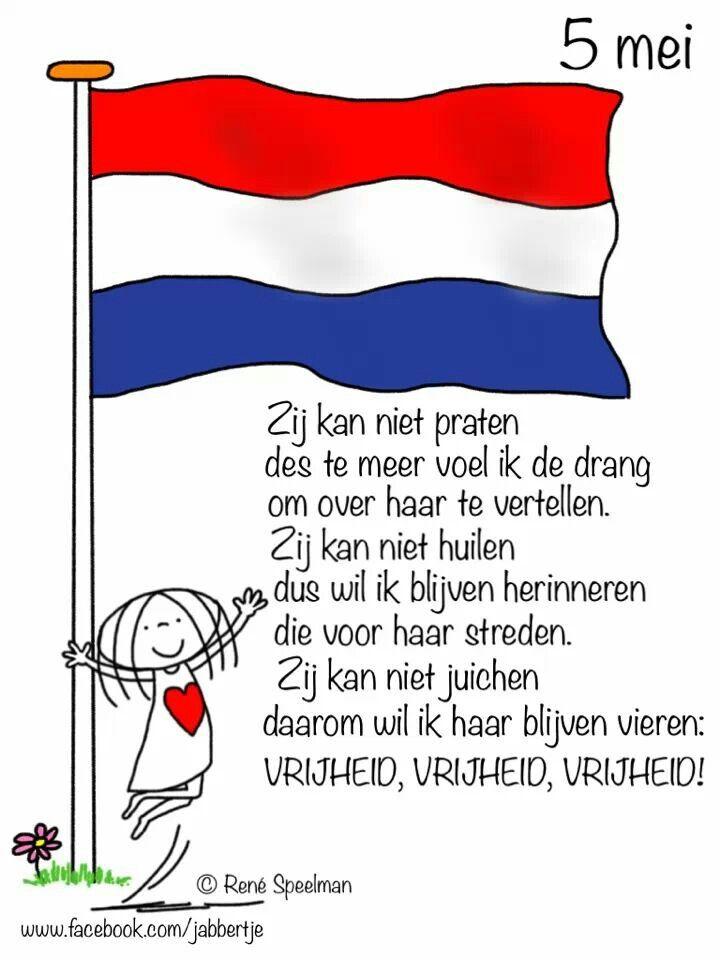 spreuken over mei 4/5 mei   Jabbertje | 4 en 5 mei voor Nederlandse kinderen in het  spreuken over mei