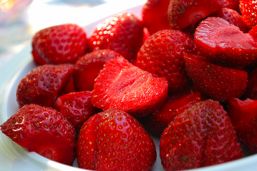 I CAN'T. strawberries are the best