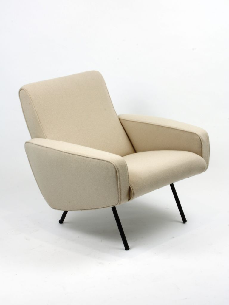 Paulin Fauteuil Pierre Paulin Cm169 Armchair For Thonet 1955 Chairs