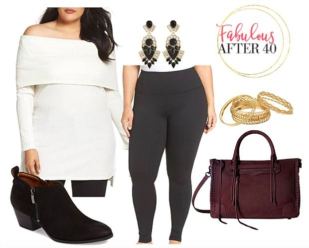 2f3f118703f4b PLUS SIZE HOLIDAY LEGGINGS AND FESTIVE TOPS No matter what your size