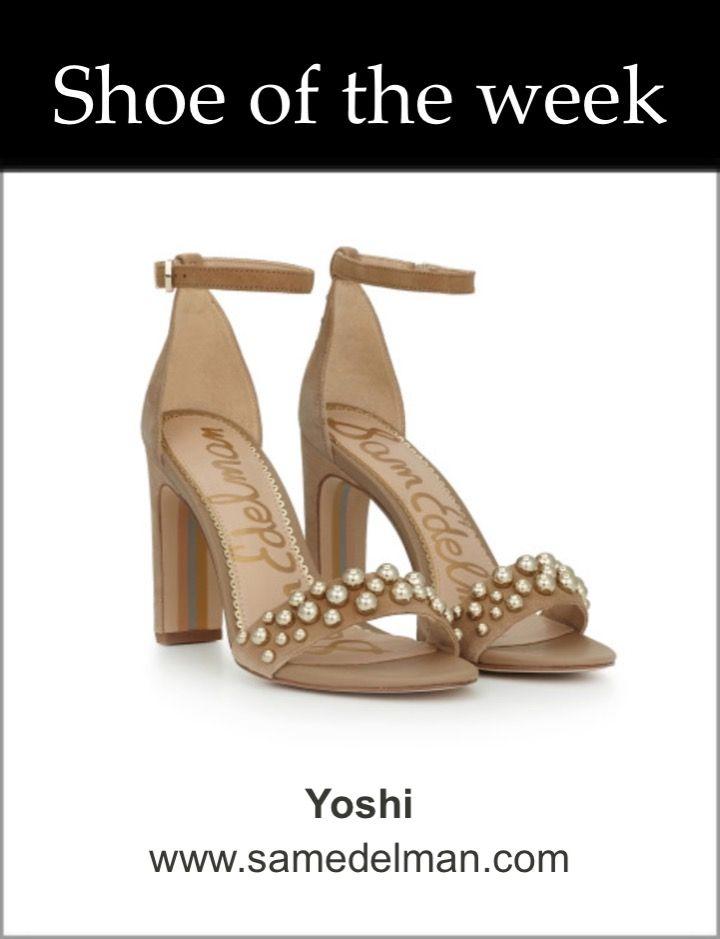 13658f80c1c27 Shoe of the Week  the Sam Edelman Yoshi.