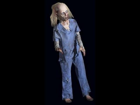 NURSE PAYNE - HALLOWEEN DECORATIONS AND PROPS FOR THE HOME HAUNTER