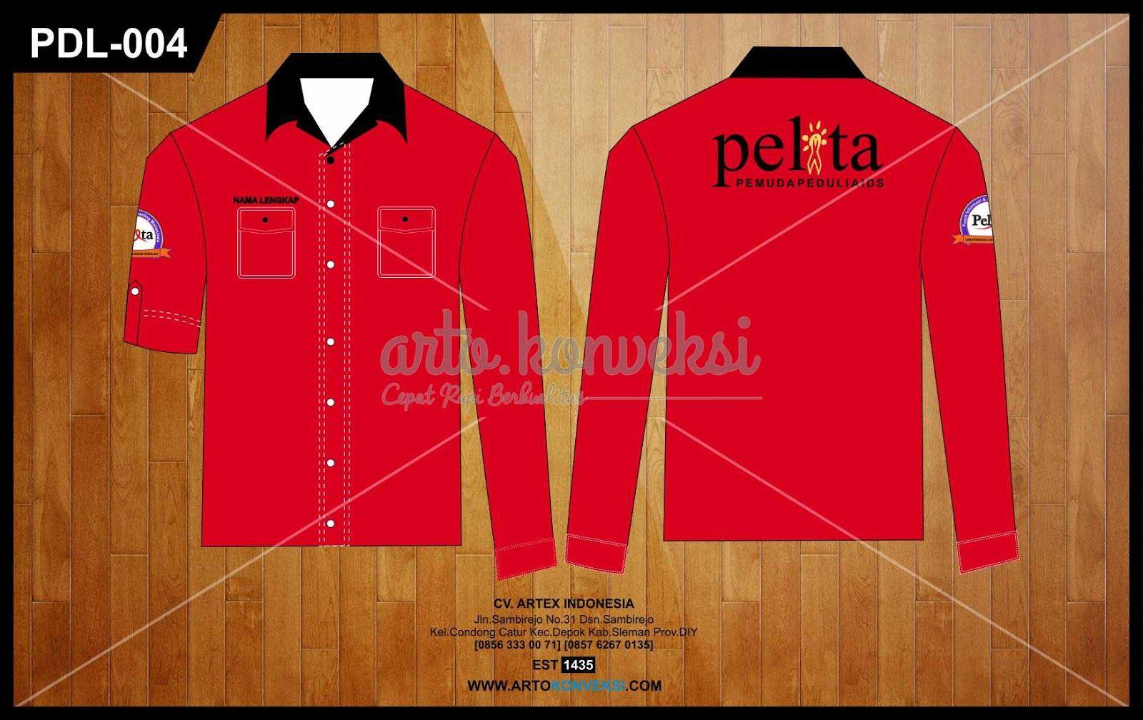 Download Download Template Vector Desain Baju Korsa Mahasiswa Format Corel Draw Kemeja Cocok Baju Anak