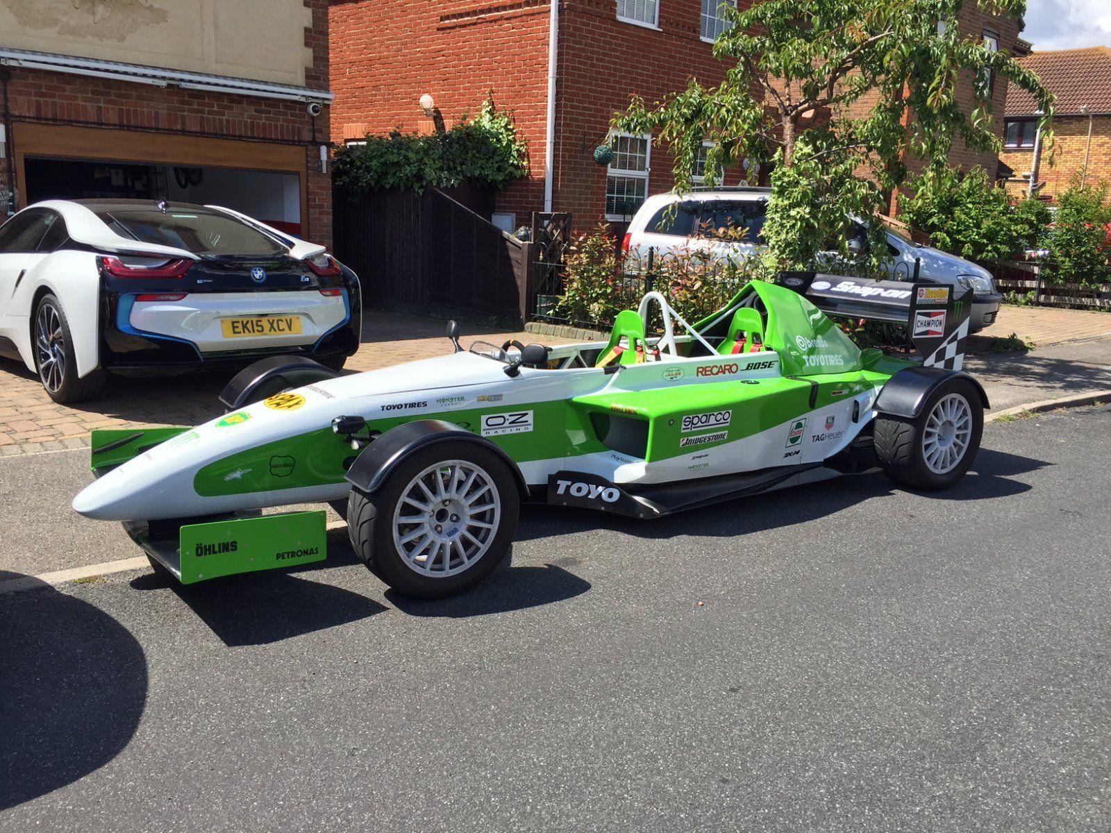 Road Legal F1 Race Car Replica Car Racing Race Cars