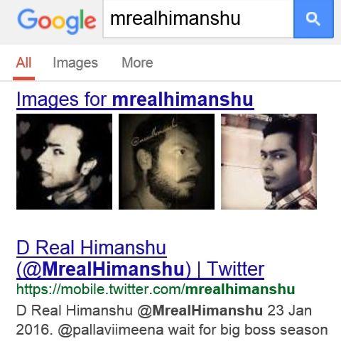 #Himanshu_Gupta #mrealhimanshu